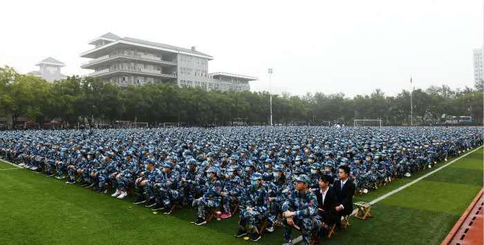 華北電力大學舉行2020級新生開學典禮