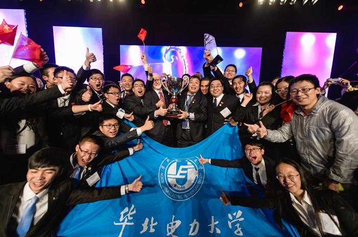 我校创行团队代表中国夺得2014创行世界杯全球总冠军