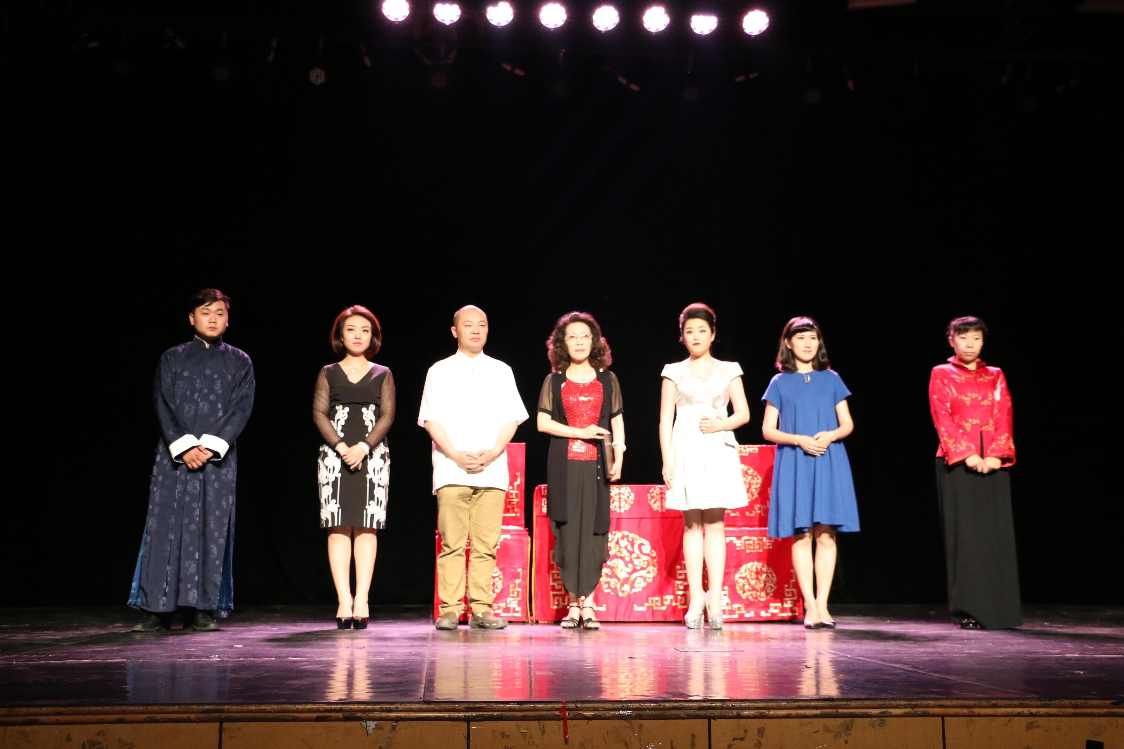 裘韵流芳,戎耀百年 追忆京剧大师裘盛戎主题演讲会在我校举办